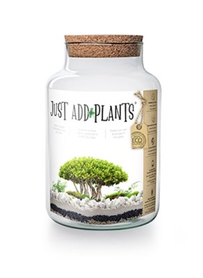 just add plants mini biotoop